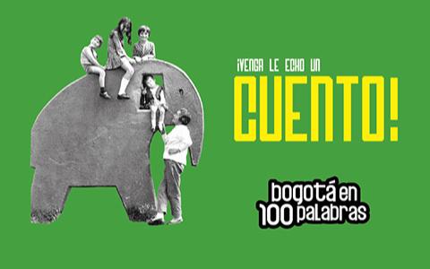 Bogotá en 100 Palabras