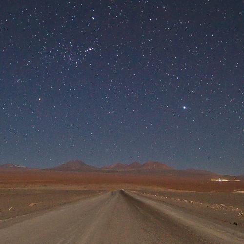 Despierta tu imaginación con las estrellas y el desierto