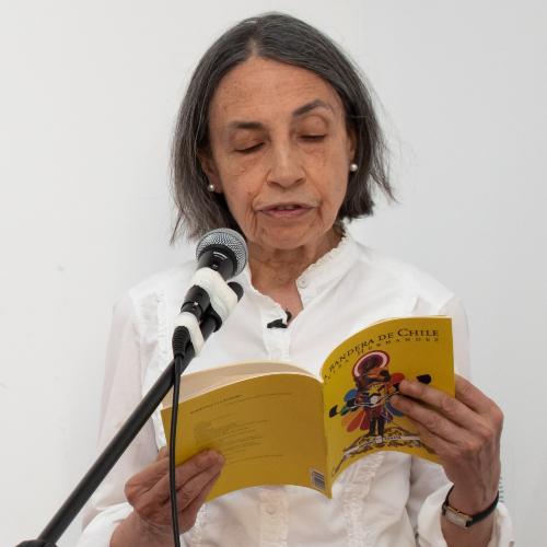 Encuentro con Elvira Hernández